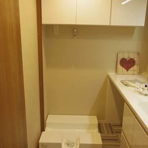 シーアイマンション新中野(13階,)の化粧室・脱衣所・洗面室