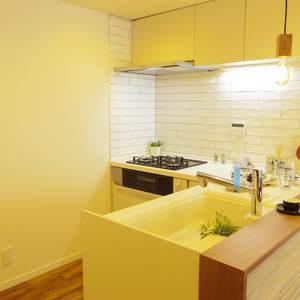 シーアイマンション新中野(13階,)のキッチン