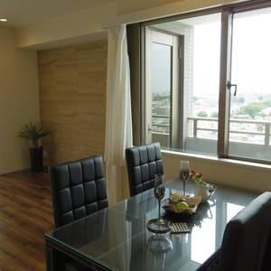 シーアイマンション新中野(13階,)の居間(リビング・ダイニング・キッチン)
