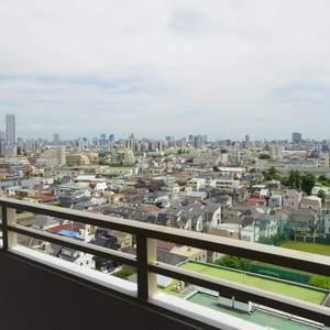シーアイマンション新中野(13階,6180万円)のお部屋からの眺望
