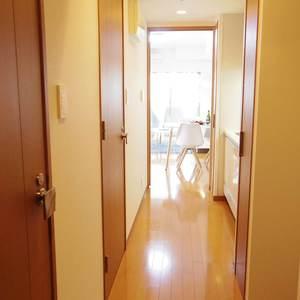 日神デュオステージ新中野(3階,4050万円)のお部屋の廊下