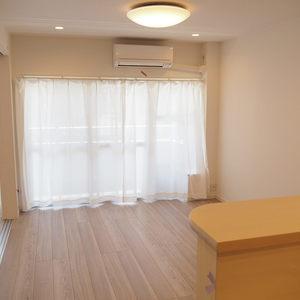 参宮橋コーポラス(2階,)の居間(リビング・ダイニング・キッチン)