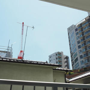 参宮橋コーポラス(2階,)のお部屋からの眺望