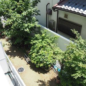 参宮橋コーポラス(2階,)のバルコニー