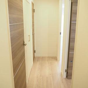 参宮橋コーポラス(2階,)のお部屋の廊下