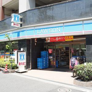 参宮橋コーポラスの周辺の食品スーパー、コンビニなどのお買い物