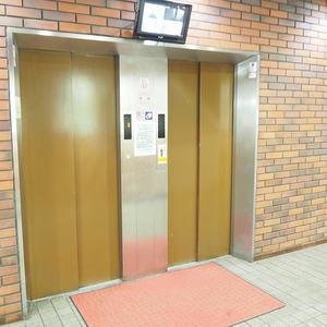 ハイネスロフティのエレベーターホール、エレベーター内