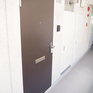 ハイネスロフティ(9階,)のお部屋の玄関