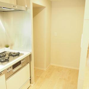 ライオンズマンション代々木(1階,)のキッチン