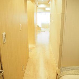 ライオンズマンション代々木(1階,)のお部屋の廊下