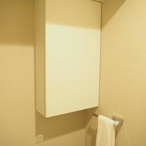ライオンズマンション代々木(1階,)のトイレ