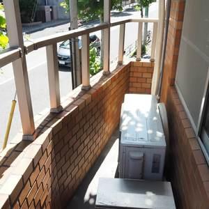 ライオンズマンション代々木(1階,)のバルコニー