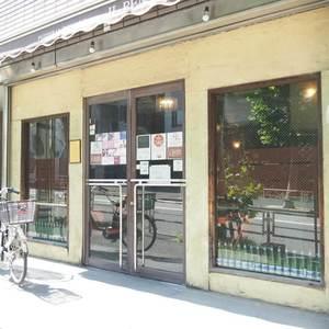 ライオンズマンション代々木のカフェ