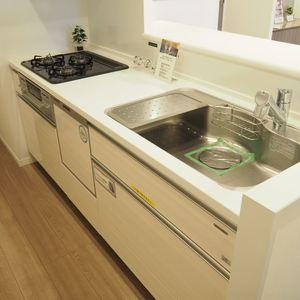 メゾンドール代々木(4階,4099万円)のキッチン