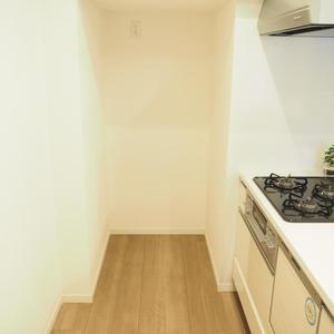 メゾンドール代々木(4階,)のキッチン