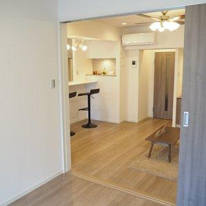 メゾンドール代々木(4階,4099万円)の洋室(2)
