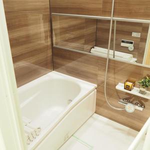 メゾンドール代々木(4階,4099万円)の浴室・お風呂