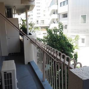 メゾンドール代々木(4階,)のバルコニー