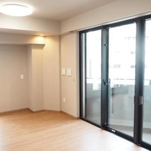 ヴァントヌーベル代々木(5階,7480万円)の居間(リビング・ダイニング・キッチン)