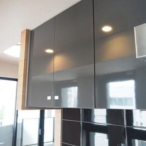 ヴァントヌーベル代々木(5階,7480万円)のキッチン
