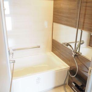 ヴァントヌーベル代々木(5階,7480万円)の浴室・お風呂