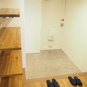 第15宮庭マンション(5階,)のお部屋の玄関