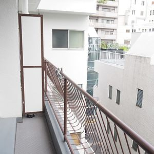 第15宮庭マンション(5階,)のバルコニー