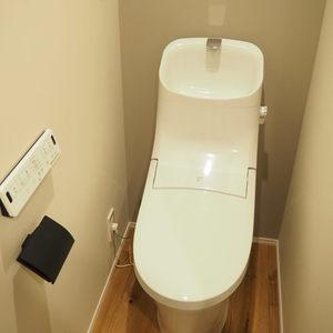 第15宮庭マンション(5階,)のトイレ