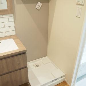 第15宮庭マンション(5階,)の化粧室・脱衣所・洗面室