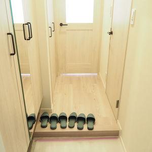 秀和第2神宮レジデンス(4階,3480万円)のお部屋の玄関