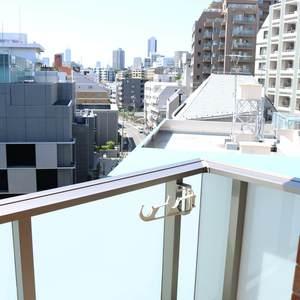 春日ビューハイツ(6階,2680万円)のバルコニー