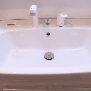 朝日小日向マンション(5階,)の化粧室・脱衣所・洗面室