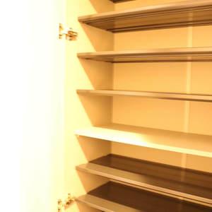 朝日小日向マンション(5階,)のお部屋の玄関
