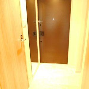 ブランシエラおとめ山公園(3階,)のお部屋の玄関