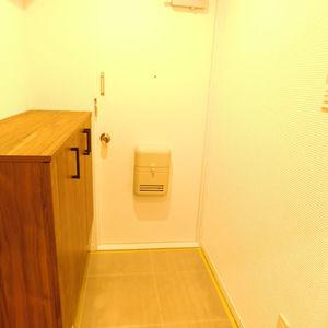 ハウス高田馬場(2階,4580万円)のお部屋の玄関