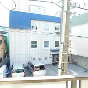 ハウス高田馬場(2階,)のお部屋からの眺望