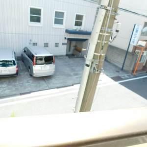 ハウス高田馬場(2階,4580万円)のお部屋からの眺望