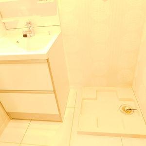 ハウス高田馬場(2階,4580万円)の化粧室・脱衣所・洗面室