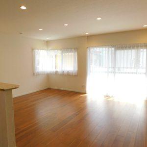 ハウス高田馬場(2階,4580万円)の居間(リビング・ダイニング・キッチン)