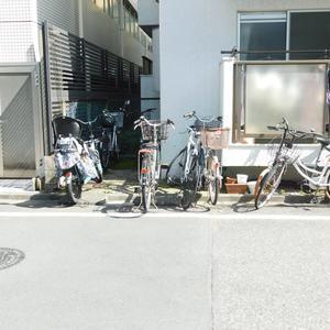 ハウス高田馬場の駐輪場