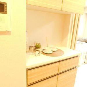 ブランシエラおとめ山公園(3階,)のキッチン
