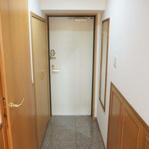マイキャッスル代々木(5階,)のお部屋の玄関