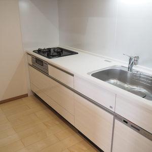 マイキャッスル代々木(5階,)のキッチン