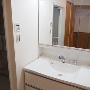 マイキャッスル代々木(5階,)の化粧室・脱衣所・洗面室