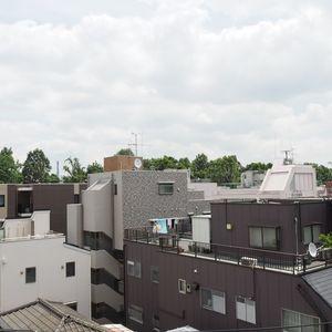 マイキャッスル代々木(5階,)のお部屋からの眺望