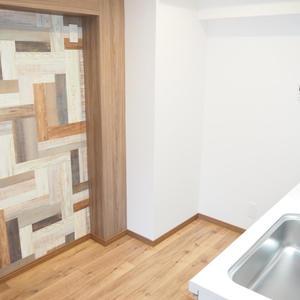 御苑パビリオン(6階,)のキッチン