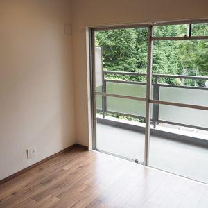 御苑パビリオン(6階,2998万円)の洋室