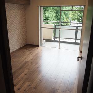 御苑パビリオン(6階,2998万円)の洋室(2)