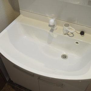 御苑パビリオン(6階,2998万円)の化粧室・脱衣所・洗面室