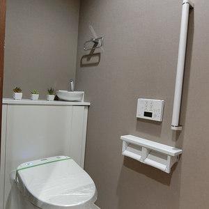 西戸山タワーホウムズノースタワー(2階,)のトイレ